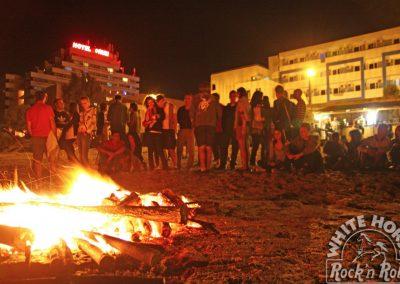 white horse beach foc de tabara